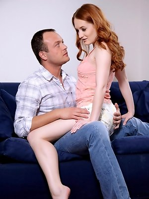 Denisa and Wein share an afternoon of bliss in this hot couples scene.