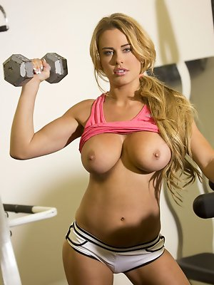 has a nice workout